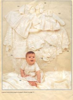 Baby Bonanza: Patons 700 Layettes You ll Love. Baby Cardigan Knitting Pattern Free, Baby Knitting Patterns, Knitting Stitches, Crochet Patterns, Knitting Books, Knitting For Kids, Knitting Projects, Knitting Ideas, Free Knitting
