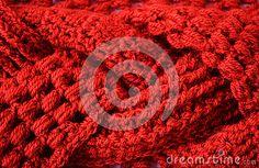 Braid Crochet Fabric Texture