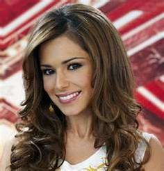 Cheryl Cole is set to be a judge on the American version of the X Factor! Cheryl Cole is s Remy Human Hair, Human Hair Wigs, Cheryl Cole Hair, Pagent Hair, Loose Curls Hairstyles, Medium Hair Styles, Long Hair Styles, Long Layered Hair, Layered Curls