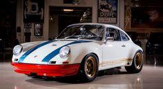 Magnus Walker Porsche 911 72STR