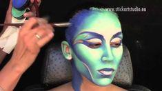 """Curso de maquillaje, """"Tecnica Aquacolor"""""""