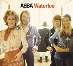 Waterloo is the second studio album by the Swedish pop group ABBA, and the first released internationally. It was originally released in Sweden on 4 March 1974 through Polar Music King Kong Song, Music Like, My Music, Songs By Abba, Miss My Dad, Eurovision Songs, Music Albums, My Favorite Music, Album Covers