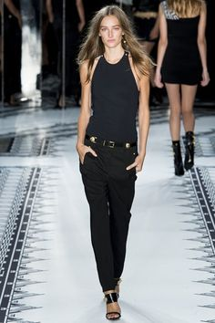 Versus Versace Spring/Summer 2015 Ready-To-Wear