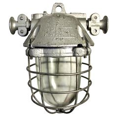 1stdibs.com | Ryki | Vintage Industrial Hanging Lamps (15x)