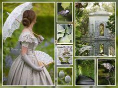Shadow Garden...by Thea Veerman