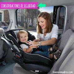 Consideraciones de Seguridad http://buenasmadres.com/category/pasear/sillas-de-coche/