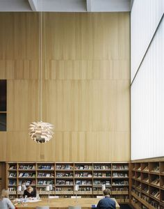 Turku City Library / JKMM Architects