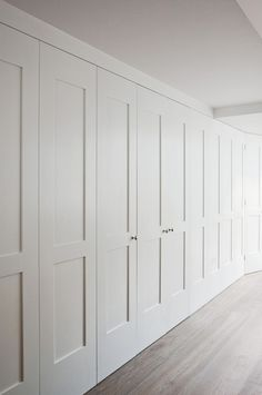 bramerton-06 Hallway Storage Cabinet, Hallway Cupboards, Bedroom Cupboards, Alcove Wardrobe, Bedroom Built In Wardrobe, Closet Bedroom, Hall Wardrobe, Wardrobe Door Designs, Closet Designs