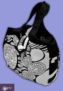 black-white cosmo bag White Cosmo, My Works, My Favorite Things, Craft Ideas, Black And White, Crafts, Bags, Fashion, Handbags