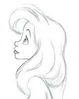 62 Trendy Ideas For Drawing Sketches Disney Doodles Tattoos - zeichnen - Pencil Art Drawings, Cute Drawings, Drawing Sketches, Sketching, Drawings Of Ariel, Drawing Ariel, Mermaid Drawings, Drawings Of Disney Princesses, Drawings Of Disney Characters