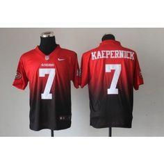 ELITE San Francisco 49ers Colin Kaepernick Jerseys