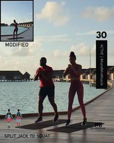 Want To Wear Your Bikini with Confidence? - Fitness and Exercises, Outdoor Sport and Winter Sport Full Body Hiit Workout, Hitt Workout, Hiit Workout At Home, Workout Videos, Fitness Studio Training, Cardio Training, Fitness Herausforderungen, Fitness Workout For Women, Workout Bauch