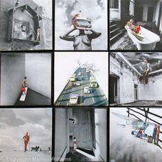 Mini Series - Collage - Original