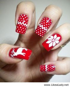Christmas-Sweater-Nail-Art-Designs-Idea