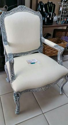 Hand painted Hooker chair $300