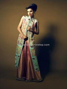 Sana Salman Rafi Party Dresses 2013 for Women