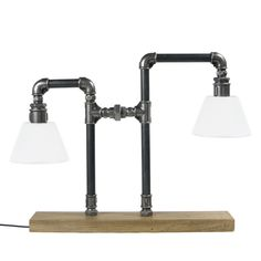 Steel pipe lamp Gie El Home