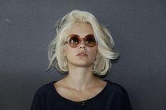 Dolores Fonzi www. Dolores Fonzi www. Medium Hair Styles, Curly Hair Styles, Short Grunge Hair, Corte Y Color, Hair 2018, Great Hair, Hair Today, Hair Dos, Pretty Hairstyles