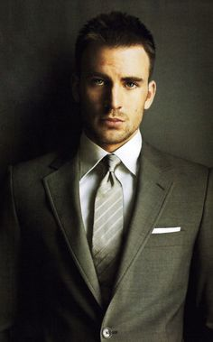 Chris Evans, @kristenbasan, how is he not sexy? Remember the commissary?