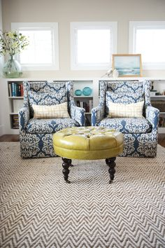 6th Street Design School | Kirsten Krason Interiors : The Story of a Room: The Finished Room