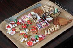 Miniature Food - Picnic Season | Flickr - Photo Sharing!