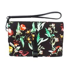 """3.1 Phillip Lim Botanical Polly Canvas Clutch New with tags authentic 3.1 Phillip Lim """"Polly"""" flap clutch in Faded Botanical canvas print. Comes with all tags and dust bag. 8.5"""" x 5.5"""" x 1"""". 3.1 Phillip Lim Bags Clutches & Wristlets"""