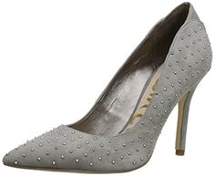 Sam Edelman Women's Dean Dress Pump, Sharkskin, 8.5 M US Sam Edelman http://www.amazon.com/dp/B00J6D93FK/ref=cm_sw_r_pi_dp_5usbub1602CPW