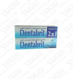 DENTABRIT BLANQUEADOR 125 ML 2 U