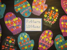 snow art projects for kindergarteners | Currently, kindergartners are starting a unit about famous artists.