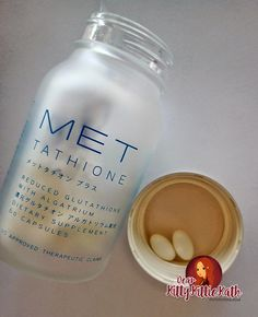 Product Review: MET Tathione Glutathione Supplement | Dear Kitty Kittie Kath- Beauty, Fashion, Lifestyle, and Mommy Blog