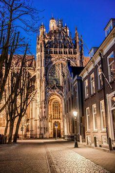's-Hertogenbosch (Noord-Brabant) - Sint- Janskathedraal