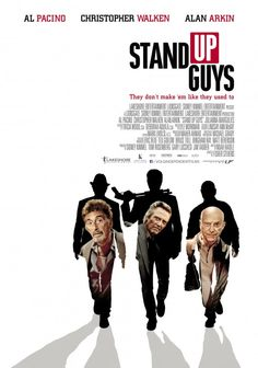 Stand Up Guys - Poster (2013)