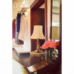 Tropic Of Linen Boutique Interior. TropicOfLinen Retail Interior design