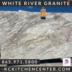 Budget Friendly Exotic Mid Level Granite at KC Kitchen Center