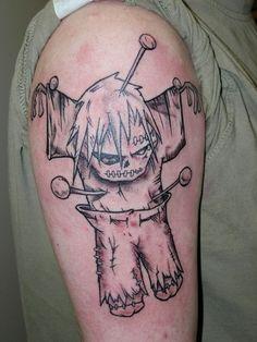 voodoo doll tattoo flash - Căutare Google
