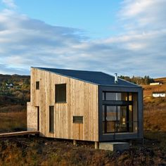 * Residential Architecture: Fiscavaig Project House By Rural Design