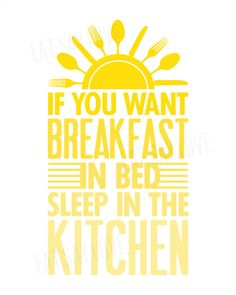 Kitchen quotes Saucy chef kitchen art 3 pack 8x10 by EatSayLove