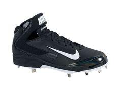 Nike Air Huarache Pro Mid Metal Men's Baseball Cleat
