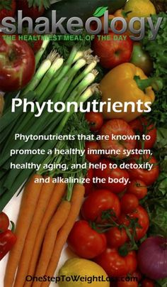 What's in Shakeology? Phytonutrients is one nutrient group in Shakeology /what-is-shakeology Shakeology Benefits, What Is Shakeology, Shakeology Reviews, Shakeology Nutrition, Healthy Aging, Healthy Tips, Healthy Recipes, Healthy Facts, Healthy Choices