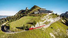 Die Schynige Platte-Bahn startet am Juni in die Sommersaison 2019 - Bahnonline. Zermatt, Swiss Railways, Ubs, Switzerland, Transportation, To Go, Places, Ticket, Trains