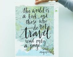 travel curated by Simple As That on Etsy