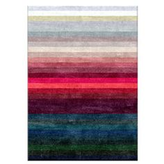 Albers Pile Rug By Ptolemy Mann