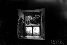 Old window by a10shunseeker 2011, via Flickr urban exploration urbex eire decay black and white Explore Travel, Urban Exploration, Travel Around, Decay, Windows, Black And White, Painting, Art, Art Background