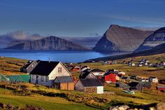 Vidareidi, Faroe Islands, Denmark