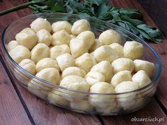 Appetizer Recipes, Dinner Recipes, Dessert Recipes, Good Food, Yummy Food, Polish Recipes, Polish Food, Appetisers, Dumplings