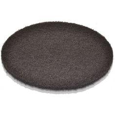 """Check Out Our Awesome Product: Disco Nero 457 mm 18''>>>>>>Pratico Disco per la deceratura totale dei pavimenti 18""""  nero 457 millimetri."""