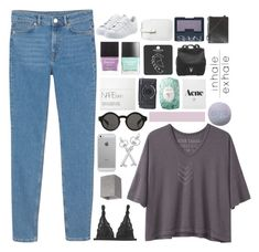"""""""take me to a time only we knew"""" by absurd-ambitions ❤ liked on Polyvore featuring Monki, Alexander Yamaguchi, NARS Cosmetics, Butter London, adidas Originals, Luvvitt, CB2, BCBGMAXAZRIA, Fresh and Mossimo"""