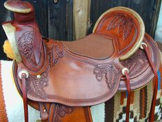 Tooling Patterns   J.J. Maxwell Tack & Saddle Co.
