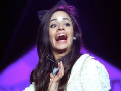 Fifth Harmony's Camila Cabello...
