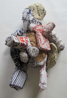 The Collection de l'Art Brut received a large donation late 2015 by French designer Michel Nedjar.